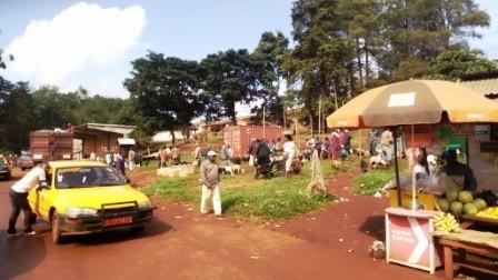 Au marché de Mbouo